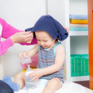 Comment habiller votre enfant sans devoir le forcer ?